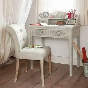 Bureau Maison Du Monde : sedie e poltrone shabby chic da maison du monde arredamento provenzale ~ Teatrodelosmanantiales.com Idées de Décoration