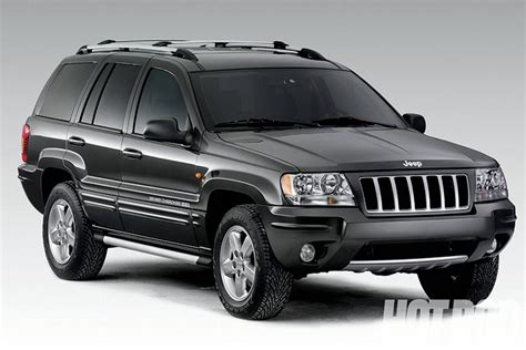 2004 Jeep Grand Cherokee Reviews And Rating