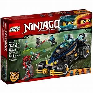 lego ninjago sets 70625 samurai vxl new
