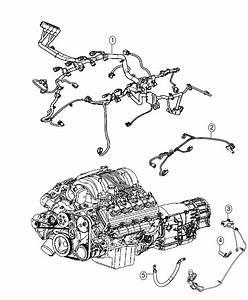Dodge Durango Wiring  Engine  Powertrain  Mopar
