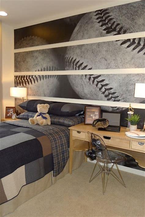 baseball decorations for bedroom more boys baseball themed rooms