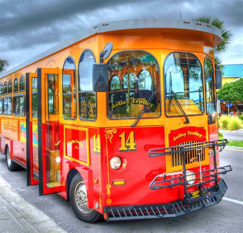 Clearwater Jolley Trolley - Travel - Clearwater Beach ...