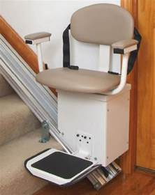 stair lifts ameriglide ac rubex stair lift used 1399