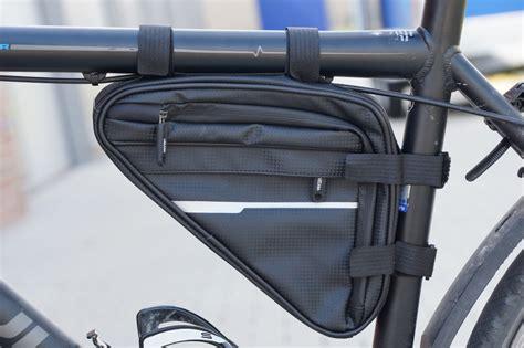 fahrrad test fahrrad rahmentaschen test dreiecktasche f 252 r das fahrrad