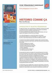 Resume Introduction Calaméo Histoires Comme ça Ressource Pédagogique 6e