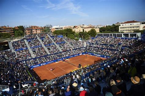 The Barcelona Open Banc Sabadell Will Be Held In The Same