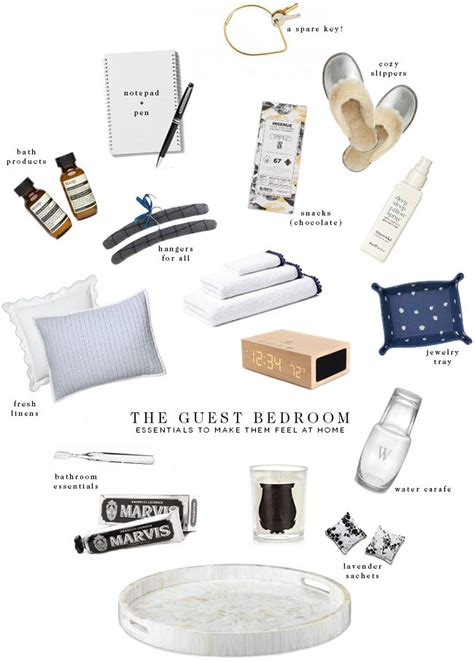 25+ Best Ideas About Guest Room Essentials On Pinterest