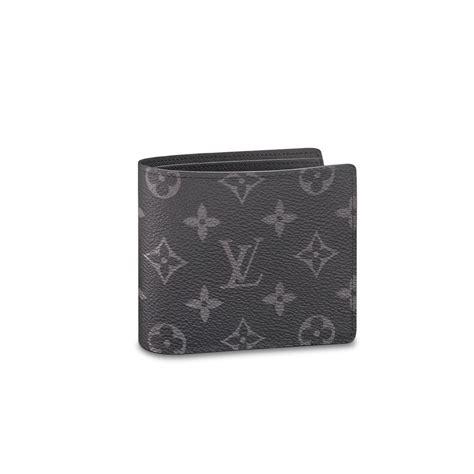 louis vuitton lv black monogram eclipse epi checkered brown card holder wallet shopee philippines