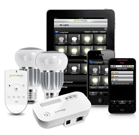 lighting from smartphone wi fi led light bulbs gateway to the smart home mit technology review