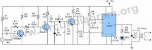 Sensitive Hearing Aid Circuit Diagram  U2013 Periodic