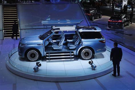 Detroit Car Show by Lincoln Navigator Picture Detroit Auto Show Vehicles