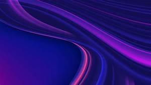 curvy, gradient, streak, background, in, purple, color