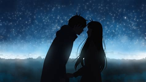 romantic anime wallpaper hd desktop wallpapers