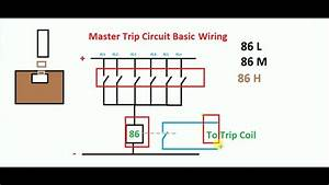 What Is Master Trip Relay Circuit Detailed Explanation 86h