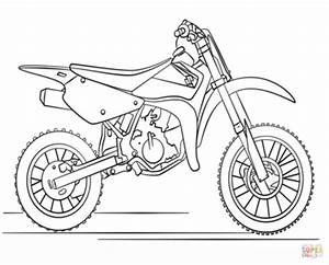 dirt coloring pages bike for kids boys all about grig3org With honda bikes street