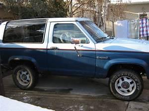 Crazy Bronco 2 1986 Ford Bronco Ii Specs  Photos