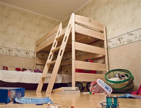 emploi cuisine construire une mezzanine ou un lit mezzanine pratique fr