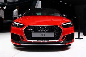 Audi A5 Rs : audi makes it official rs5 coupe powered by 450 hp twin turbo v6 news ~ Medecine-chirurgie-esthetiques.com Avis de Voitures