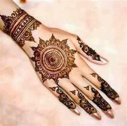 Indian Henna Design for Hands and Feet - Henna Design