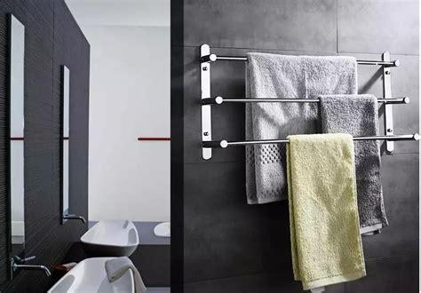 60 cm longueur 233 chelle inox porte serviettes de bain porte serviettes trois couches