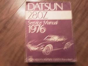 Datsun 77 280z Wiring Diagram Datsun 280z Brochure Wiring Diagram