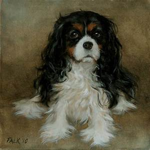 dog art | Madeline Falk Fine Art Paintings