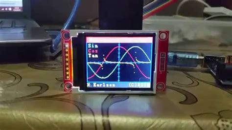 1 8 quot tft display module st7735s 128x160 arduino