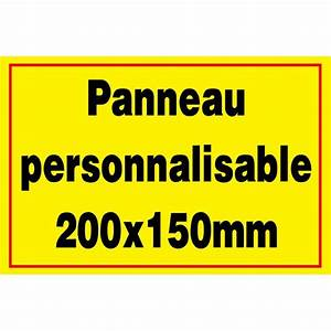 Panneau De Signalisation Personnalisé : panneau signal tique personnalis ~ Dailycaller-alerts.com Idées de Décoration