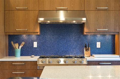 recycled glass backsplashes for kitchens another groutless backsplash option is a paneled 7656