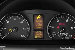 Mercedes Sprinter Warning Light Symbols