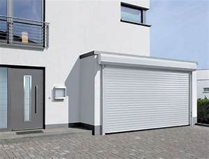 portes enroulables rollmatic ets latinne votre With porte de garage enroulable hormann