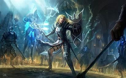 Diablo Crusader Fan Reaper Wallpapers Divine Souls