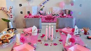 Décoration De Table Anniversaire : anniversaire adulte chic par vegaooparty youtube ~ Melissatoandfro.com Idées de Décoration
