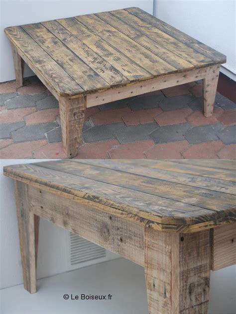 plan de table basse en bois maison design sibfa