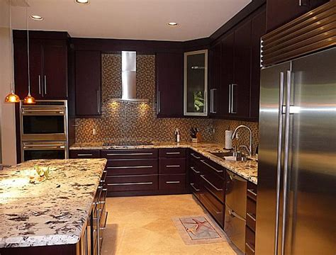 kitchen cabinets cabinet refacing  visions  miami fl