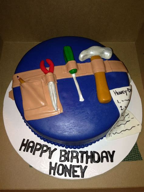 construction workers birthday cake cakecentralcom