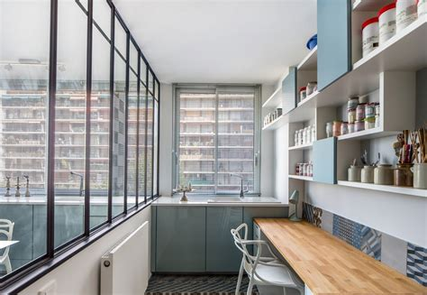 separation cuisine verriere idée déco loft une verrière pour un effet waouh modeloft