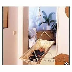 Schaukel Für Türrahmen : baby h ngematte bambi wiege schaukel zum aufh ngen baby ~ Watch28wear.com Haus und Dekorationen