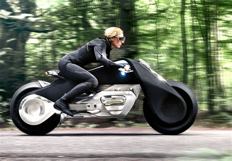 Bmw Concept Bike by Bmw Motorcycle Concept Looks Far Ahead With