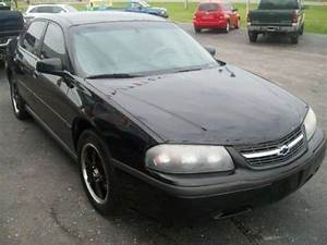 Find Used 2001 Chevrolet Impala In 154 N State Rd 135