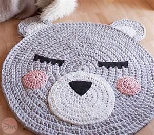 Tapis En Crochet : 3 petites mailles du tricot du crochet un peu beaucoup passionn ment ~ Teatrodelosmanantiales.com Idées de Décoration
