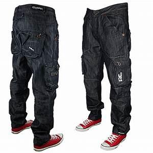 Cargo Jeans Mens Ye Jean