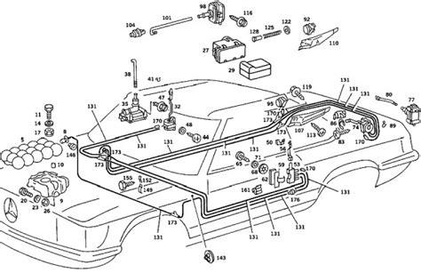 1985 300sd Mercede Part Diagram by 1979 450sl Vacuum Diagram Mercedes Forum