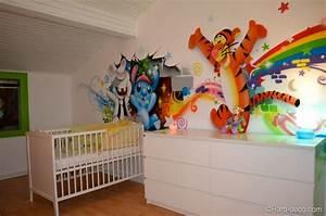 Chambre Bébé Disney : deco chambre bebe garcon disney visuel 2 ~ Farleysfitness.com Idées de Décoration
