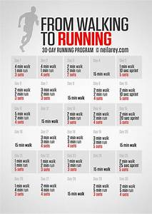 For Becoming A Runner In 30 Days