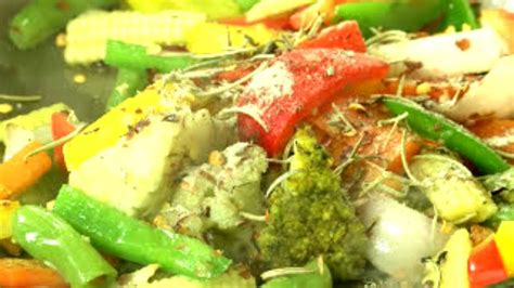 stir fry vegetables recipe continental