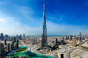 Burj Khalifa: la torre más alta del mundo Dubai está