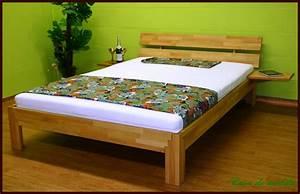 Bett Massivholz 90x200 : massivholz jugendbett einzelbett kinder bett 90x200 futonbett buche massiv ge lt ebay ~ Indierocktalk.com Haus und Dekorationen