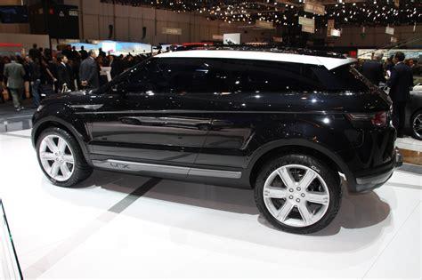 Land Rover Lrx Concept En El Saln De Ginebra 2008