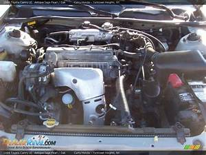 1999 Toyota Camry Le 2 2 Liter Dohc 16